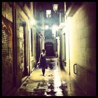 Barrio Gotic in Barcelona