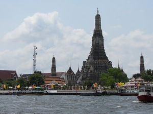 Wat Arun from Chao Phraya River