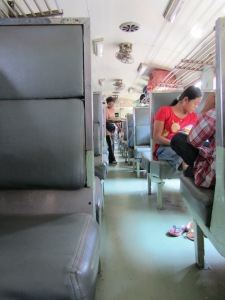Third Class Thai Train