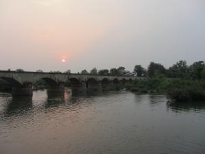 Don Khone Island Laos Mekong River